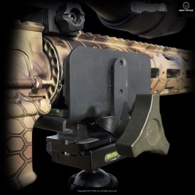 Shadow Tech Pig Saddle Shooting Rest