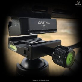 CRETAC Picatinny Rail To Arca-Swiss Adapter For N...