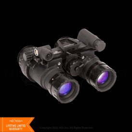 NGI/RNVG-XLS Gen. 3 Thin-Filmed White Phosphor Ruggedized Binocular NVG (Elbit USA Tube)