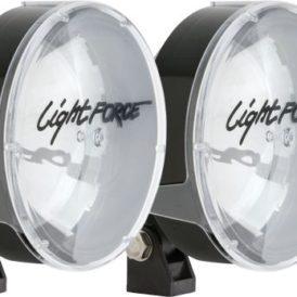 Lightforce Striker Halogen Driving Lights Twin Pack – 12V High Mount